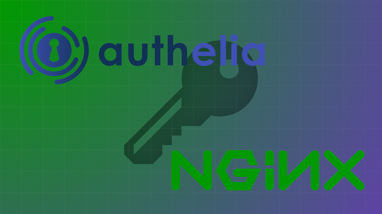 Self-Hosted SSO with Authelia and NGINX